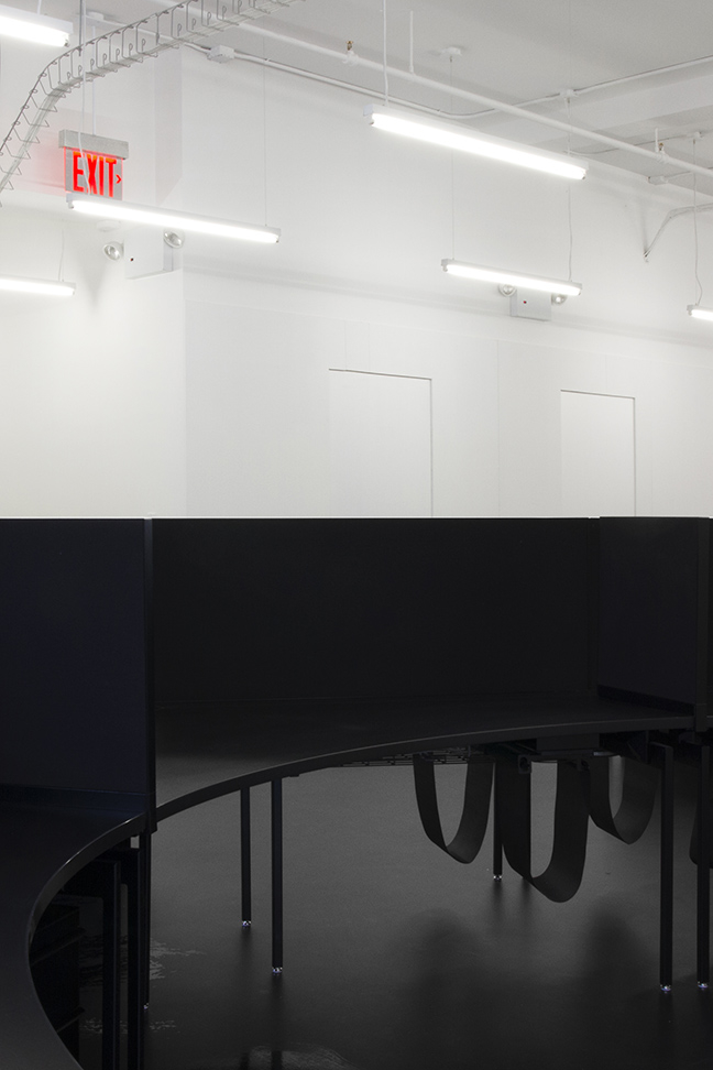 An Office for Three Companies
